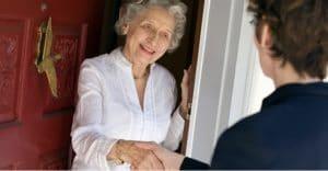 Opieka nad starszymi kobietami